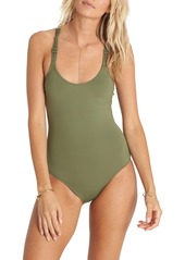 Billabong It's About One-Piece Swimsuit
