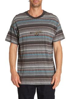 Billabong Jacquard Reissue Logo T-Shirt