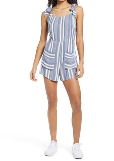 Billabong Jump Tide Stripe Romper