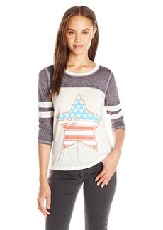 Billabong Juniors College Life Ameriana T-Shirt  X-Small
