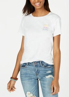 Billabong Juniors' Cotton Stamp Heritage Screen-Print T-Shirt