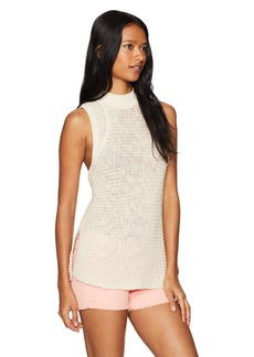 Billabong Junior's Cross My Heart Sleeveless Sweater