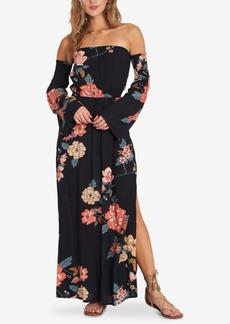 Billabong Juniors' Crystal Flower Maxi Dress