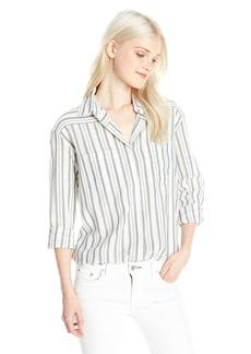 Billabong Junior's Easy Moves Long Sleeve Woven Shirt