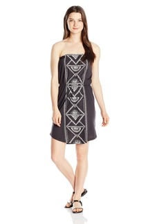 Billabong Juniors End of the Line Tube Dress