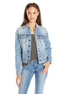 Billabong Juniors Find Your Wild Denim Jacket  S