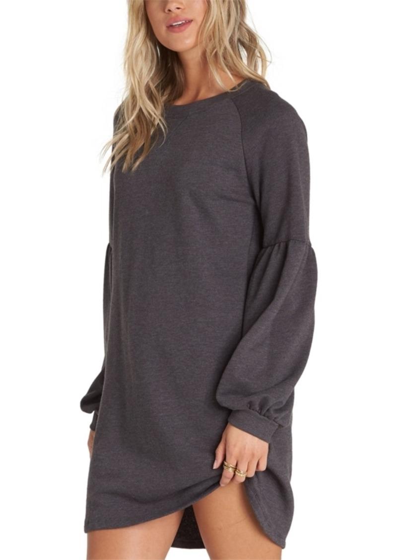 Billabong Juniors' Fleece Sweatshirt Dress
