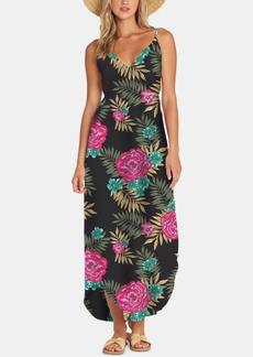 Billabong Juniors' Floral Print Maxi Dress