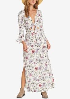 Billabong Juniors' Forever Printed Maxi Dress