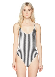 Billabong Junior's Get in Line One Piece Swimsuit  S