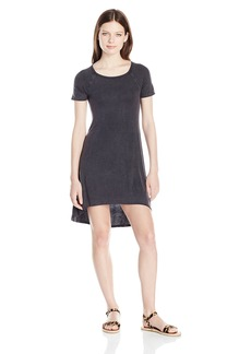 Billabong Junior's Get It Rib Knit Tee Dress  M