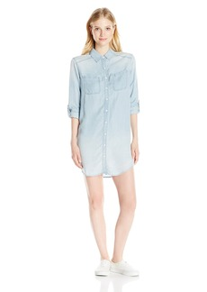 Billabong Juniors Got the Blues Shirt Dress