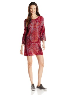 Billabong Junior's Gypsy Daze Printed Woven Dress