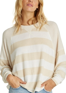 Billabong Juniors' Head Start Striped Top