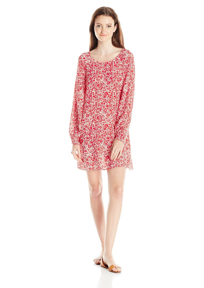 Billabong Juniors Heart Strayed Floral Shift Dress