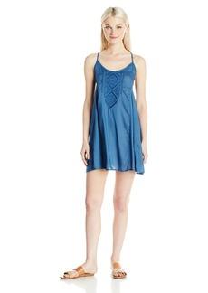 Billabong Junior's Its Me Open Back Woven Dress  M