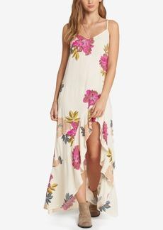 Billabong Juniors' Kick It Up Floral-Print Dress