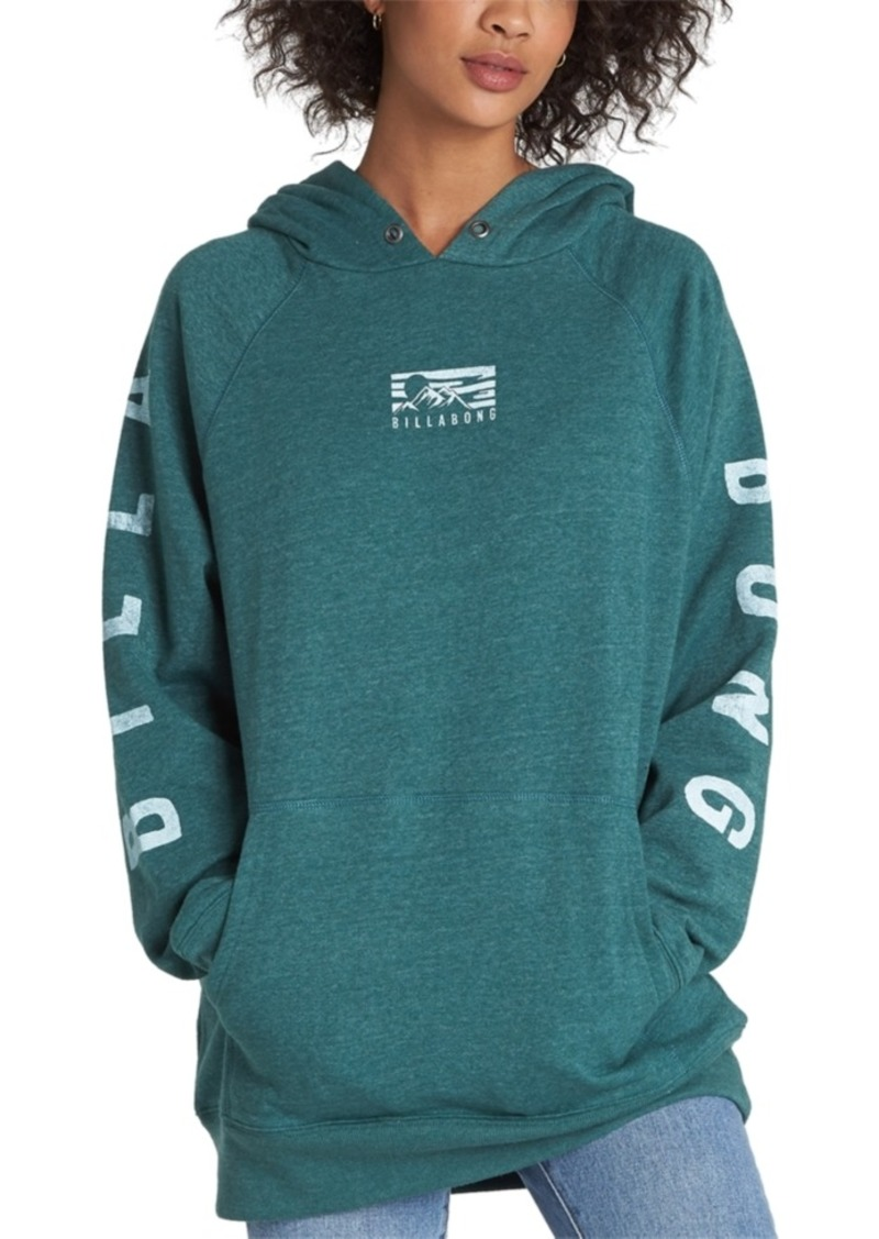 Billabong Juniors' Out And Out Graphic-Print Hoodie