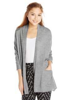 Billabong Junior's Outside The Lines Lightweight Oversized Cardigan Sweater