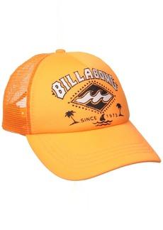 Billabong Juniors Retro Logo Trucker Hat