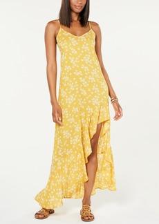 Billabong Juniors' Ruffled High-Low Maxi Dress