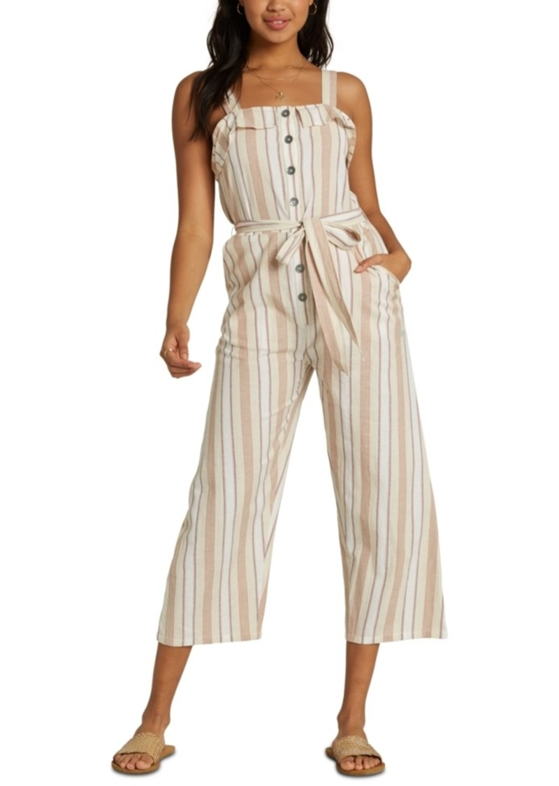Billabong Juniors' Sandy Toes Cropped Jumpsuit