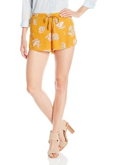 Billabong Juniors Sea Dunes Printed Woven Shorts