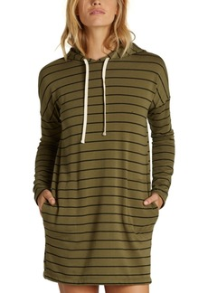 Billabong Juniors' So Easy Hooded Sweatshirt Dress