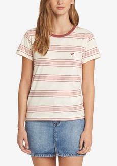 Billabong Juniors' Soul Babe Striped T-Shirt
