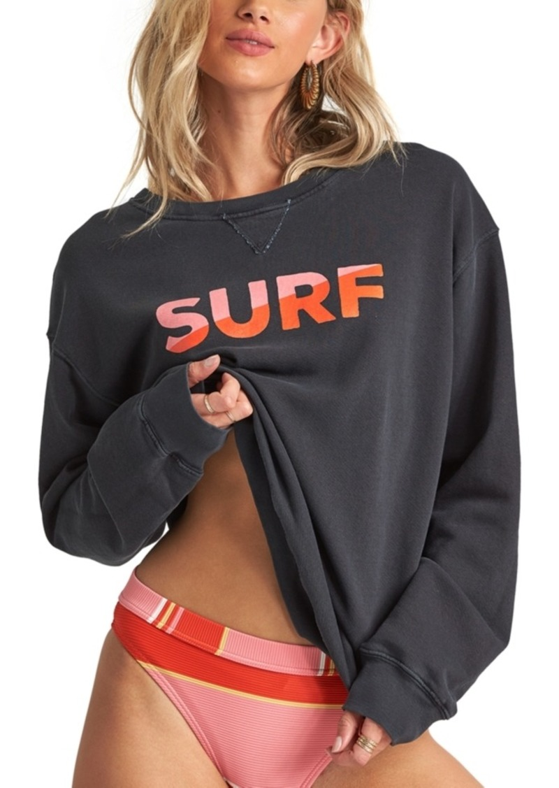 Billabong Juniors' Surf Vibe Sweatshirt