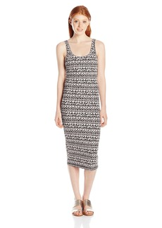 Billabong Junior's Take Me Away Midi Body Con Dress