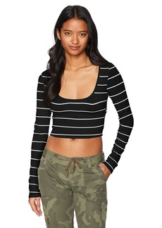 Billabong Junior's This Much Long Sleeve Top  L