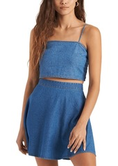 Billabong Juniors' Tropics Denim Skirt