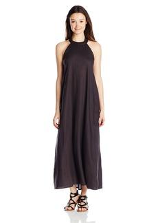 Billabong Junior's Wandering Sun Woven Maxi Dress