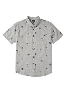 Billabong Kids' Sundays Button Down Shirt (Big Boy)