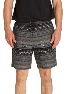 Billabong Larry Layback Jacquard Shorts