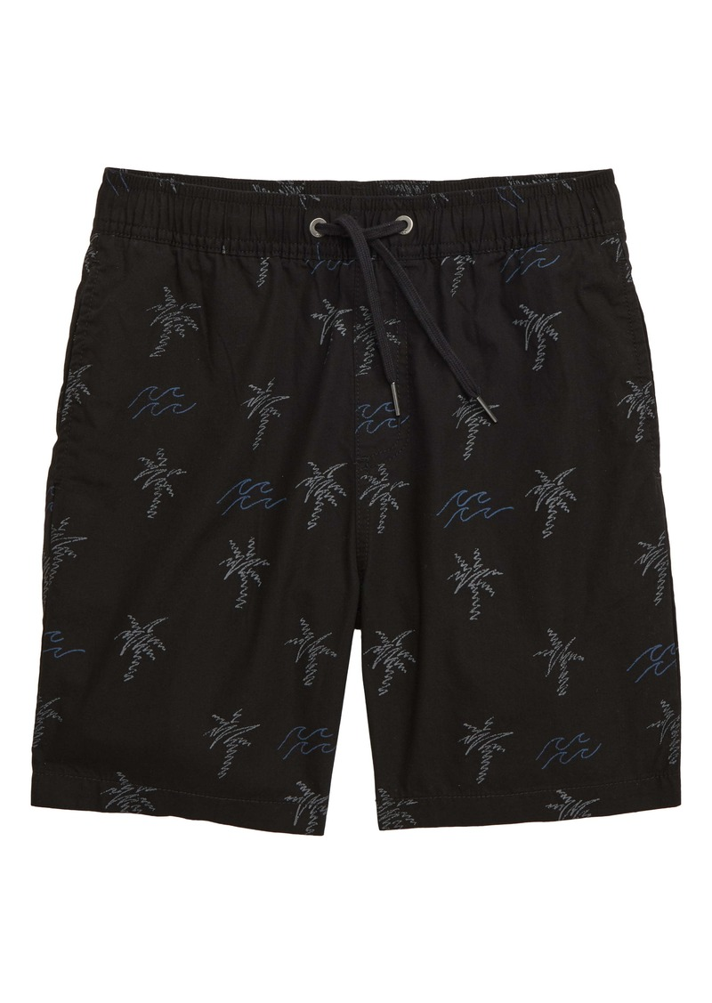 Billabong Larry Layback Sunday Shorts (Big Boys)