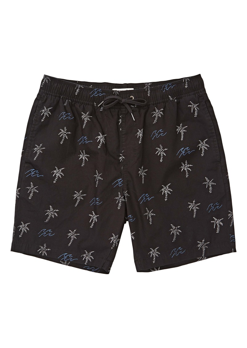 Billabong Larry Layback Sunday Shorts (Toddler Boys & Little Boys)