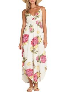 Billabong Like Minded Curve Hem Maxi Dress