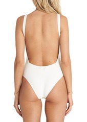Billabong Line Up One-Piece Swimsuit