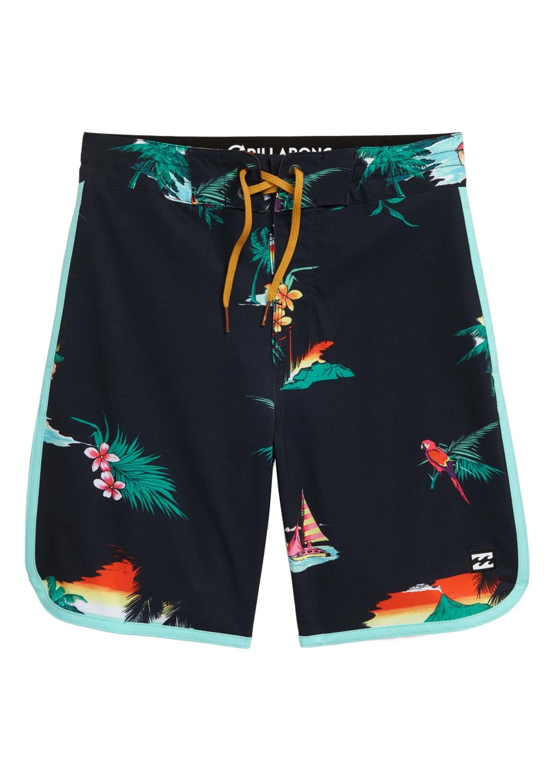 Billabong Lineup Boardshorts (Toddler Boys, Little Boys & Big Boys)