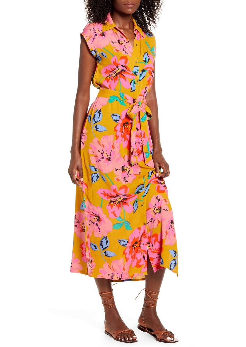 Billabong Little Flirt Midi Dress