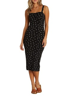 Billabong Love Affair Midi Dress