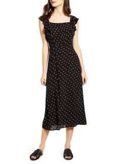 Billabong Love Turned Up Midi Dress