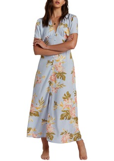 Billabong Lucky In Love Maxi Dress