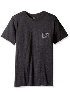 Billabong Men's Adrift Short Sleeve T-Shirt  Small