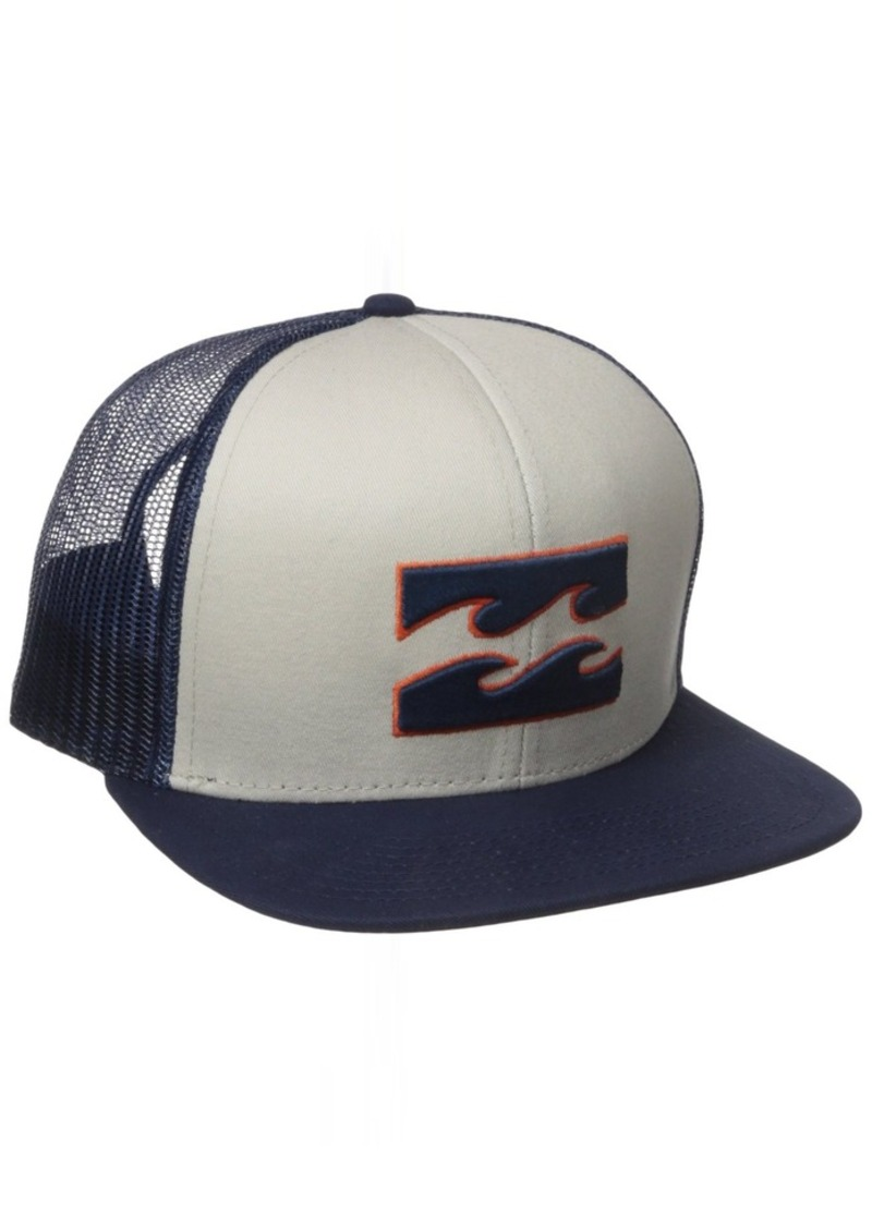 Billabong Men's All Day Adjustable Snapback Trucker Hat