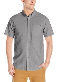 Billabong Men's All Day Chambray Woven Shirts