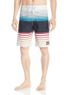 Billabong Men's All Day Faded Supreme Suede Fabric Boardshort