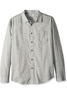 Billabong Men's All Day Helix Long Sleeve Shirt  M